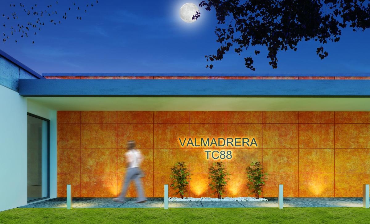 Realizzazione Club House centro sportivo a  Valmadrera