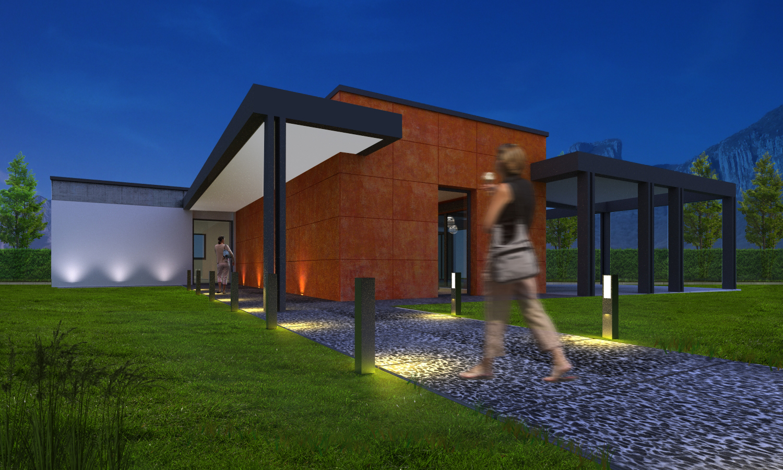 Realizzazione Club House a Valmadrera