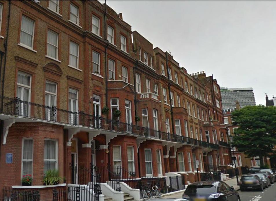 Progetto architettura Londra Studio Numero 38