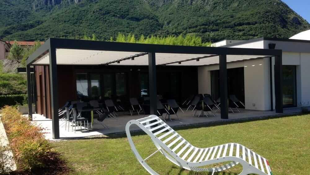 Realizzazione nuova Club House Valmadrera Studio Numero 38